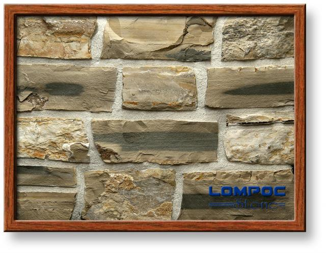 Large Photo of Lompoc Country Ledge Thin Veneer